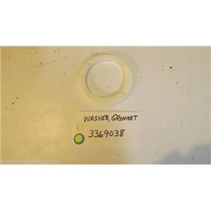 WHIRLPOOL DISHWASHER 3369038 Washer, Grommet used part