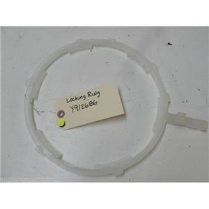 JENN AIR DISHWASHER Y912686 LOCKING RING USED PART ASSEMBLY