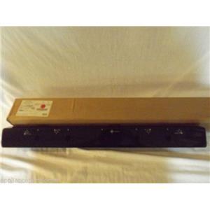 JENN AIR MAYTAG STOVE 74009138 Panel, Manifold (blk)   NEW IN BOX