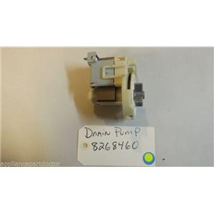 KENMORE  dishwasher  8268460   drain pump USED PART