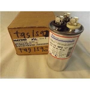 AMANA KENMORE WHIRLPOOL AIR CONDITIONER BT9457011 Capacitor, Dual  NEW IN BOX