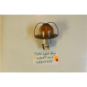 GE STOVE WB08T10004   WB8X5095   Oven light used