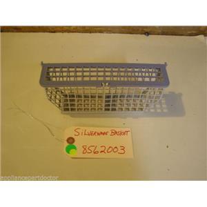 KENMORE DISHWASHER 8562003 Silverware Basket used part