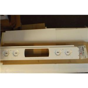 MAGIC CHEF MAYTAG STOVE 74004240 PANEL CONTROL WHT  NEW IN BOX