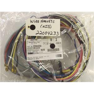 Maytag Washer Combo  22004233  Wire Harness   NEW IN BOX