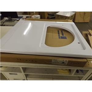 Maytag Admiral Dryer  53-0726  Panel, Front (wht)    NEW IN BOX