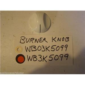 KENMORE STOVE WB03K5099  WB3K5099 Burner Knob USED PART