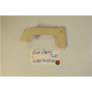 GE STOVE WB07X10130 End Plate Ad Lh  used part