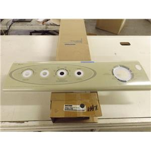 Maytag Amana Washer  27001105  Facia, Graphic Panel   NEW IN BOX