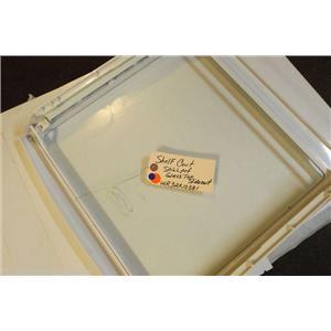 GE Refrigerator WR32X10381 WR72X211 WR72X210 WR32X10134 Shelf Cant Spillprf glas