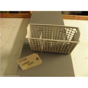 ESTATE WHIRLPOOL DISHWASHER 8539066 SILVERWARE BASKET USED PART ASSEMBLY