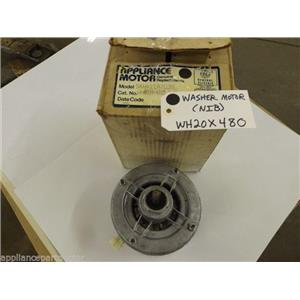 GE Washer  WH20X480  Washer Motor   NEW IN BOX