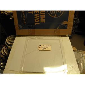 GE REFRIGERATOR WR17X1555 Refrigerator Shelf  (clear)  NEW IN BOX