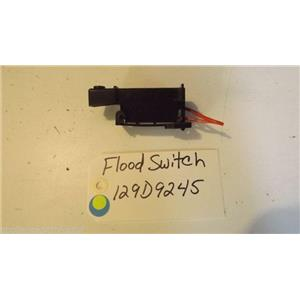 GE Dishwasher 129d9245  flood switch used part
