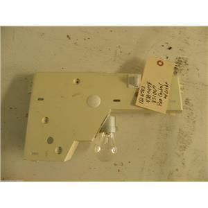 WHIRLPOOL REFRIGERATOR 1126703 4387478 851067 CONTROL BOX & SOCKET USED ASSEMBLY