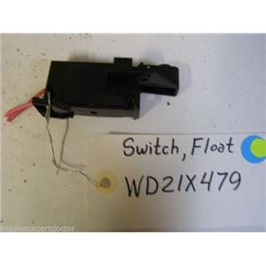 GE DISHWASHER WD21X479 Switch, Float  USED PART