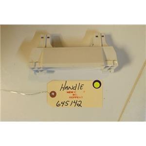 BOSCH DISHWASHER 645142  Handle    NEW W/O BOX