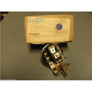 Maytag Norge Washer 33-9732 Pressure Switch NEW IN BOX