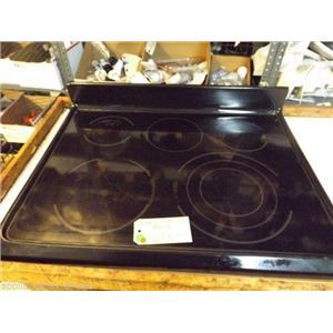 Kenmore  STOVE  316531919  Range Cooktop Black  USED