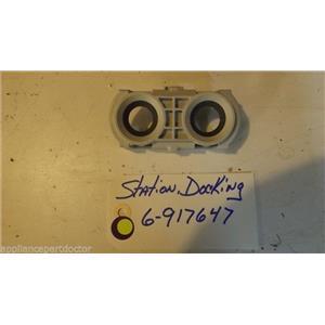 JENN AIR DISHWASHER 6-917647  Station, Docking  used part