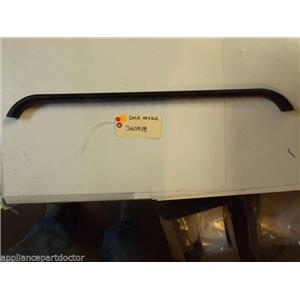 FRIGIDAIRE STOVE 316091118  Handle-door, Black used
