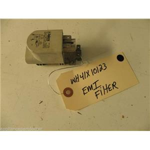 GE WASHER WH41X10123 EMI FILTER USED PART ASSEMBLY FREE SHIPPING