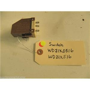 KENMORE DISHWASHER WD21X0516 WD21X516 SWITCH USED PART ASSEMBLY