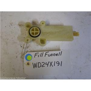 GE DISHWASHER WD24X191 Fill Funnel USED PART