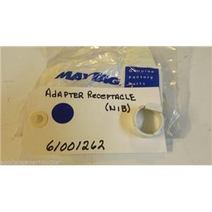 MAYTAG WHIRLPOOL ADMIRAL REFRIGERATOR 61001262 receptacle    NEW IN BAG