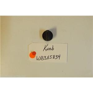 GE Stove WB3X5834  Knob  USED PART