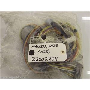 Maytag Washer  22002204  Harness, Wire NEW IN BOX