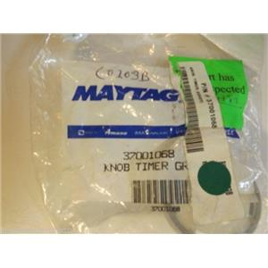 Maytag Amana Dryer  37001068  Knob, Timer (gray)    NEW IN BOX