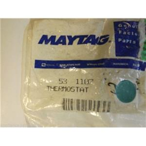 Maytag Admiral Dryer  53-1107  Thermostat  NEW IN BOX