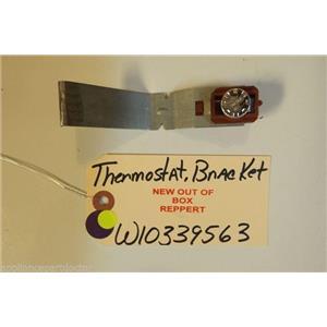 KITCHENAID DISHWASHER W10339563 Thermostat, bracket   NEW W/O BOX
