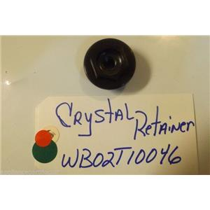 GE STOVE  WB02T10046 Crystal Retainer used part