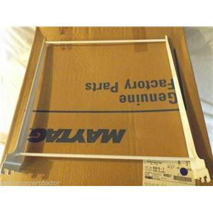 MAYTAG/ADMIRAL/JENN AIR REFRIGERATOR 65618-7 Frame, Deli Shelf   NEW IN BOX