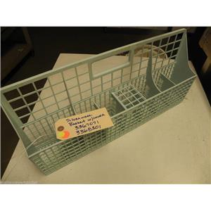 DISHWASHER 3367071 3368301  Silverware Basket used part