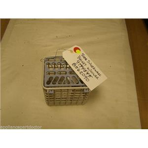 KENMORE DISHWASHER 9744545 8562060 SIDE SILVERWARE BASKET W/ COVER USED PART