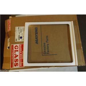 MAYTAG REFRIGERATOR 63001684 SHELF SPILL PROOF  NEW IN BOX