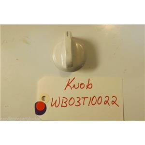 KENMORE  STOVE WB03T10022  knob   USED PART