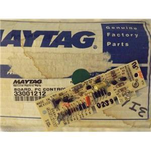 JENN AIR MAYTAG DRYER 33001212 Board, Control-moisture Sensor    NEW IN BOX