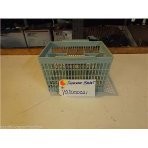 DISHWASHER YO3000021 SILVERWARE BASKET used