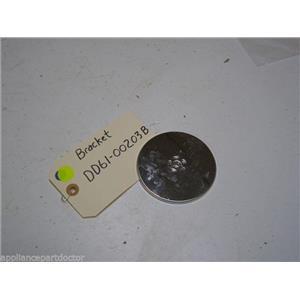 SAMSUNG DISHWASHER DD61-00203B BRACKET USED PART ASSEMBLY