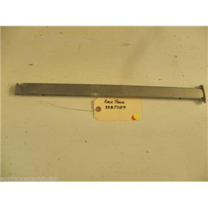 WHIRLPOOL DISHWASHER 3385089 TRACK RACK USED PART ASSEMBLY