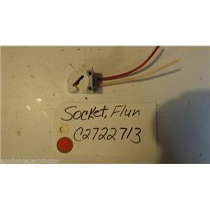 AMANA  STOVE C2722713 Socket, Fluor used part