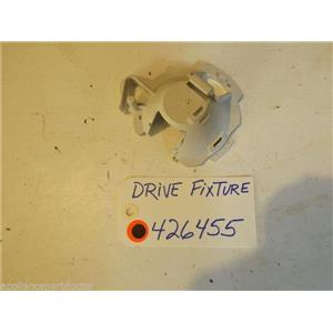 FISHER & PAYKEL WASHER  426455  Drive Fixture  used part