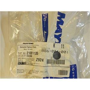 Maytag Admiral Washer 21001135  Housing, Lid Switch    NEW IN BOX