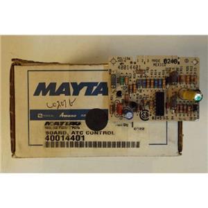 MAYTAG WASHER 40014401 BOARD ATC CONTROL  NEW IN BOX