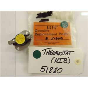 RSPC Amana Speed Queen Dryer  51880  Thermostat   NEW IN BOX