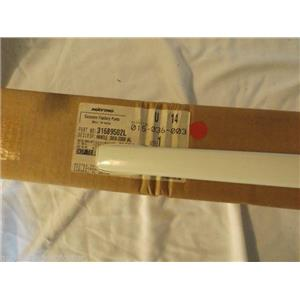 MAYTAG/AMANA STOVE  31689502L Handle, Oven Door (alm)  NEW IN BOX